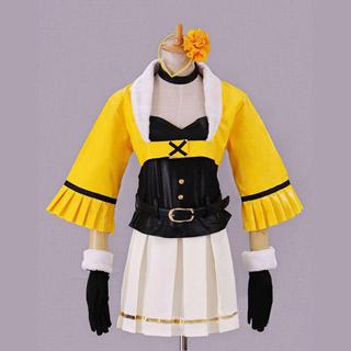 THE IDOLM@STER アイドルマスター 四条 貴音(しじょう たかね) コスプレ衣装