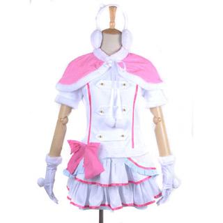 ラブライブ! μ's Snow halation 小泉 花陽(こいずみ はなよ) コスプレ衣装