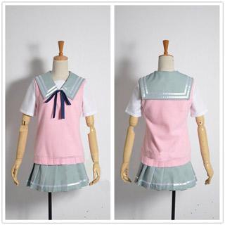境界の彼方 栗山 未来(くりやま みらい) 制服 コスプレ衣装