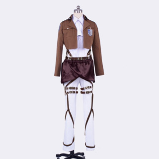 Attack on Titan Levi Cosplay Costume Ver3