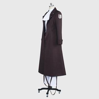 進撃の巨人 -反撃の翼- ONLINE  リヴァイ兵長 特別夜戦機動兵  コスプレ衣装