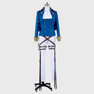 進撃の巨人 -反撃の翼- ONLINE リヴァイ兵長 独立特務輜重兵 コスプレ衣装
