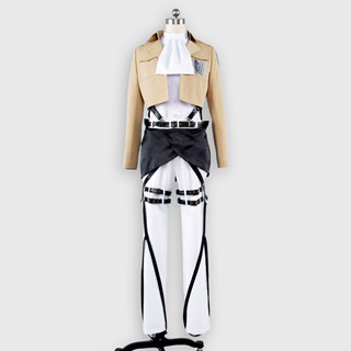 Attack on Titan Levi Cosplay Costume