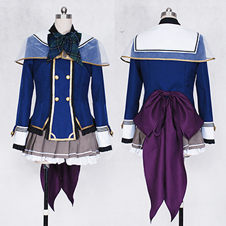 Magical Warfare Mui Aiba Cosplay Costume