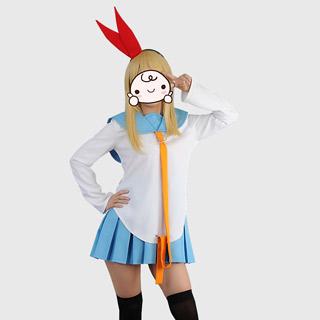 Nisekoi Chitoge Kirisaki Cosplay Costume