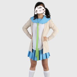 ニセコイ 小野寺 春(おのでら はる) 凡矢理高校 一年生 女子制服 コスプレ衣装