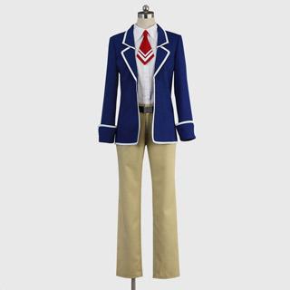 ニセコイ 鶫 誠士郎(つぐみ せいしろう) 凡矢理高校 二年生 制服 コスプレ衣装