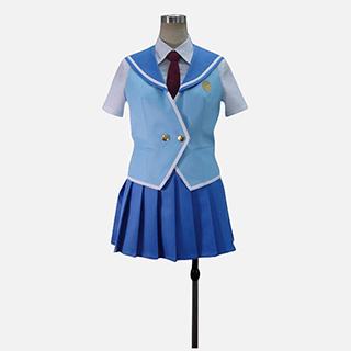 バディ・コンプレックスBUDDY COMPLEX 弓原 雛(ゆみはら ひな)/ヒナ・リャザン コスプレ衣装