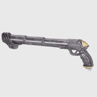 魔法戦争 相羽 六(あいば むい) 銃 銃器雷撃(ガンライトニング) コス用具 武器 コスプレ道具