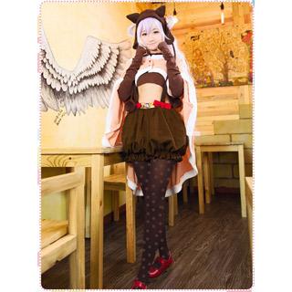 魔法少女まどか☆マギカ 劇場版 百江 なぎさ フリーサイズ コスプレ衣装