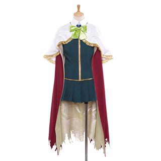 Witch Craft Works Ayaka Kagari Cosplay Costume