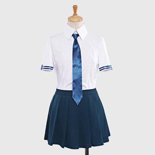 ウィッチクラフトワークス 冬月高校  制服  コスプレ衣装