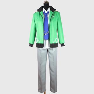 神々の悪戯 戸塚 尊(とつか たける) 制服 日本神話の海神 月人の弟 コスプレ衣装