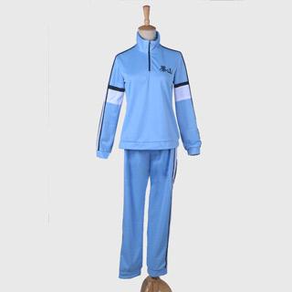 境界の彼方 栗山 未来(くりやま みらい) 応援団 スポーツウェア コスプレ衣装