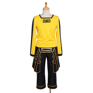 TIGER&BUNNY -The Rising- Golden Lion / Leon Cosplay Costume