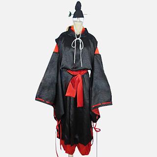 鬼灯の冷徹 鬼灯(ほおずき) 審判員 コスプレ衣装
