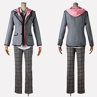 MARGINAL#4 桐原 アトム(きりはら アトム) 学生服 星降る夜に、新たな誓いを コスプレ衣装