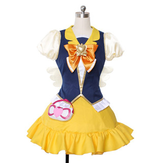 Happiness Charge PreCure! Cure Honey Cosplay Costume