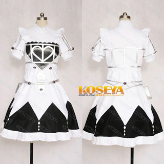 棺姫のチャイカ チャイカ・トラバント コスプレ衣装
