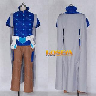 ジョジョの奇妙な冒険 スティール・ボール・ラン ジャイロ・ツェペリ コスプレ衣装