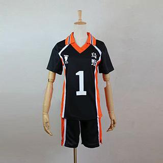 ハイキュー!! 澤村 大地(さわむら だいち) 烏野高校排球部 バレー部主将 ユニフォーム コスプレ衣装