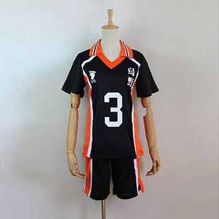 ハイキュー!! 東峰 旭(あずまね あさひ) 烏野高校排球部 ユニフォーム コスプレ衣装