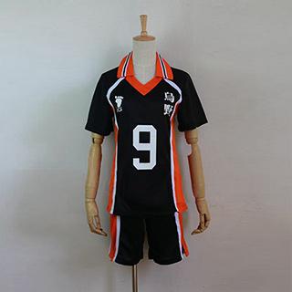 ハイキュー!! 影山 飛雄 烏野高校排球部 ポジションはセッター ユニフォーム コスプレ衣装