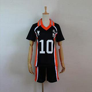 ハイキュー!! 日向 翔陽 烏野高校排球部 ポジションはミドルブロッカー ユニフォーム コスプレ衣装