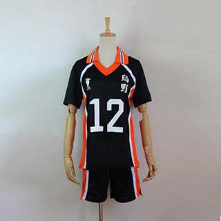 ハイキュー!! 山口 忠(やまぐち ただし) 烏野高校排球部 ポジションはミドルブロッカー ユニフォーム コスプレ衣装