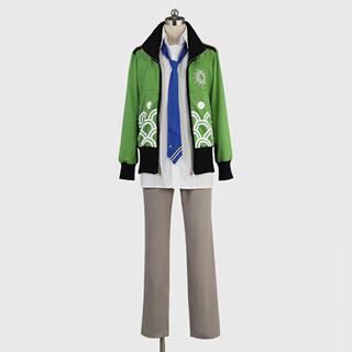 神々の悪戯 戸塚 尊(とつか たける) 日本神話の海神 月人の弟 制服 コスプレ衣装
