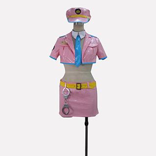 すーぱーそに子 そに子 未来警察 風 セクシー制服 コスプレ衣装
