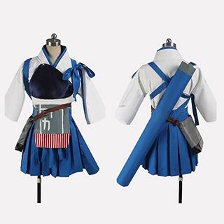 艦隊これくしょん -艦これ- 艦娘(かんむす) 空母 加賀(かが) コスプレ衣装