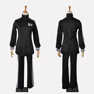 学園K -Wonderful School Days- 夜刀神 狗朗(やとがみ くろう) スポーツウェア コスプレ衣装