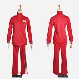 学園K -Wonderful School Days- 十束 多々良(とつか たたら) スポーツウェア コスプレ衣装