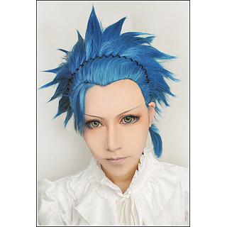 神々の悪戯 戸塚 尊(とつか たける) 日本神話 海神 ブルー ゼミロング コスプレウィッグ
