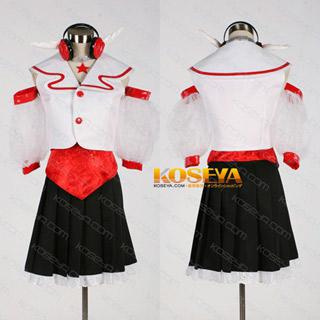 ももいろクローバーZ Z女戦争 百田夏菜子(ももた かなこ) コスプレ衣装