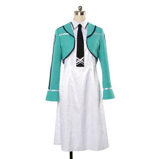 The Irregular at Magic High School Erika Chiba  Cosplay Costume