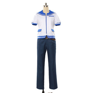 Nagi-Asu:A Lull in the Sea Hikari Sakishima Cosplay Costume