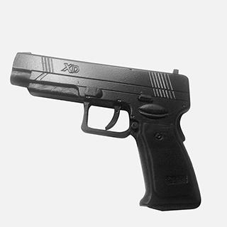 ブラック・ブレット 里見 蓮太郎(さとみ れんたろう) 銃 コス用具 武器 装備 コスプレ道具