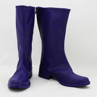 MARGINAL#4 野村 エル(のむら エル) 低ヒール コスプレ靴 コスプレブーツ