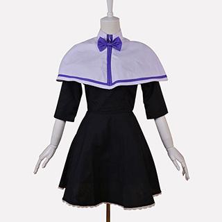 極黒のブリュンヒルデ カズミ=シュリーレンツァウアー コスプレ衣装
