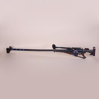 棺姫のチャイカ チャイカ・トラバント コス用具 魔法装備 銃 コスプレ道具