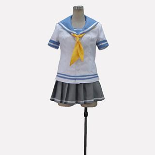 艦隊これくしょん -艦これ- 艦娘(かんむす)浜風 (陽炎型駆逐艦) コスプレ衣装