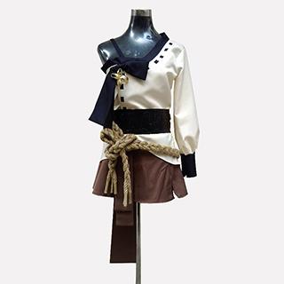 ブレイドアンドソウル(Blade & Soul)天族女性 コスプレ衣装