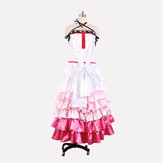 ブレイドアンドソウル(Blade & Soul) 南素柔 王女スカート コスプレ衣装