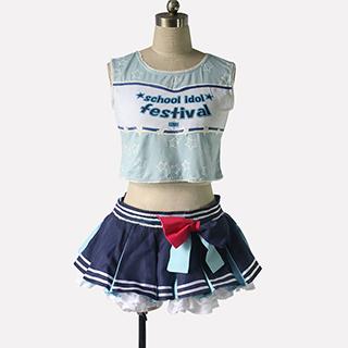 ラブライブ! School Idol Festival/Paradise Live 園田 海未(そのだ うみ)  コスプレ衣装