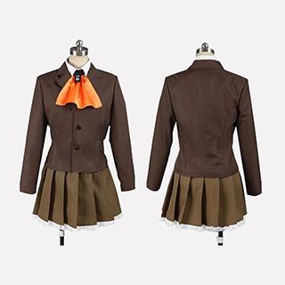 艦隊これくしょん -艦これ- 艦娘(かんむす) 重巡洋艦 鈴谷(すずや)/熊野(くまの) コスプレ衣装
