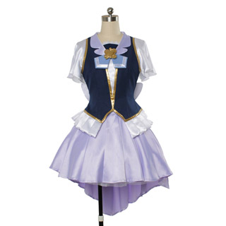 Happiness Charge PreCure! Cure Fortune Cosplay Costume