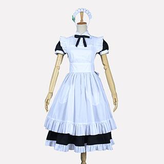 ラブライブ! 南 ことり(みなみ ことり) メイド服 コスプレ衣装