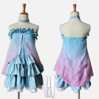 ラブライブ! 2期挿入歌 第3話「ユメノトビラ」 西木野 真姫(にしきの まき) コスプレ衣装